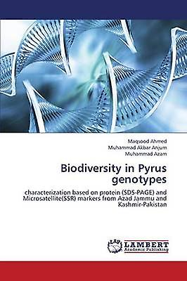Biodiversity in Pyrus Genotypes by Ahmed Maqsood