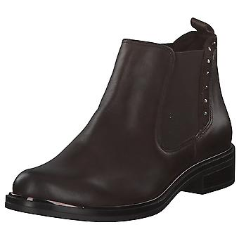 CAPRICE ladies ankle boot Brown