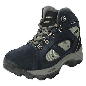 Boys Hi Tec Waterproof Walking Boots Altitude Lite