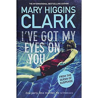 Eu tenho meus olhos em você por Mary Higgins Clark - livro 9781471167577