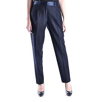 Forte_forte Black Wool Pants