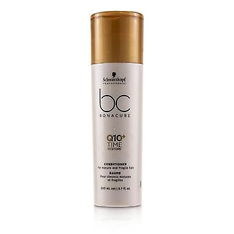 Schwarzkopf BC Bonacure Q10+ Time Restore Conditioner (For Mature and Fragile Hair) 200ml/6.7oz