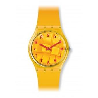 Swatch coeur de mangue Armbanduhr (GO119)