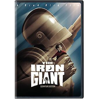 Géant de fer: Signature Edition [DVD] USA import