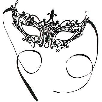 Elegante Laser taglia maschera - piccolo per Masquerade