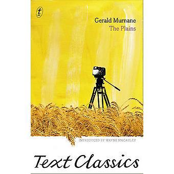 The Plains by Gerald Murnane - Wayne Macauley - 9781921922275 Book