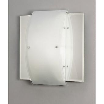 Vito Ceiling/wall Lamp 1 Light Polished Chrome/mirror