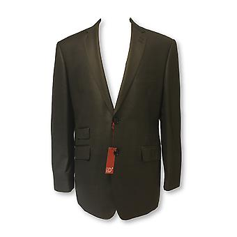 Identikit fully structured jacket in graphite grey