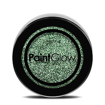 PaintGlow Glitter Shaker Colour Green