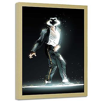 Poster In Frame, Moonwalk2