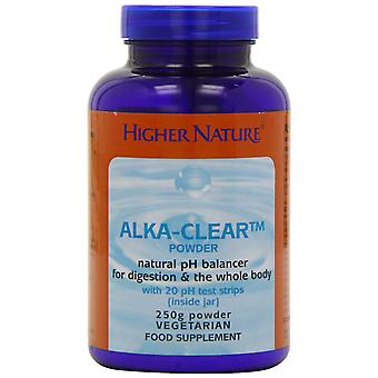Higher Nature Alka-Clear, 250g veg powder