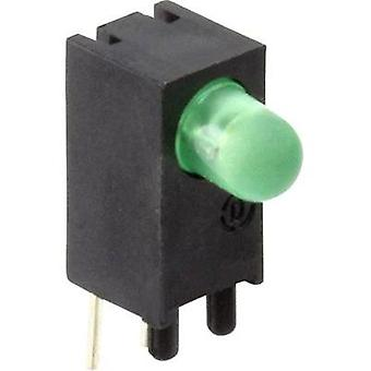 LED component Green (L x W x H) 12.28 x 8.2 x 4.6 mm Dialight