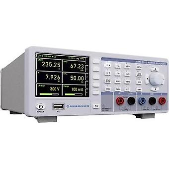 Rohde & Schwarz 3593.8875.02power analizador, red analyser3593.8875.02