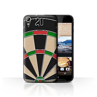 STUFF4 Case/Cover for HTC Desire 830/Darts/Triple 20/Games
