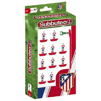 Subbuteo Box Team Atletico De Madrid (Kids , Toys , Table Games , Memory Games)