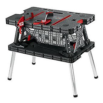 Keter Folding Work Table (DIY , Tools , Inventory systems , Workbenches , Tables)