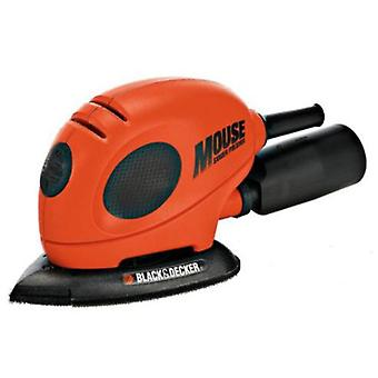 Black and Decker Mouse sander 55W bag and accessories