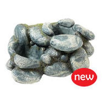 Classic For Pets Grey Rock Mound 230mm (Fish , Decoration , Rocks & Caves)
