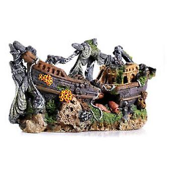 Classic For Pets Extra Large Galleon 395mm (Fish , Decoration , Ornaments)