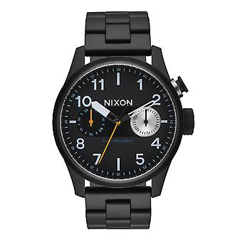 Nixon le Safari Deluxe All Black (A976001)
