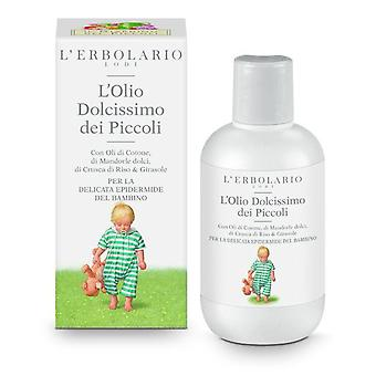 L'Erbolario Children Oil Sweetest (Kinderen , Cosmetica , Bath & Shower , Oils)