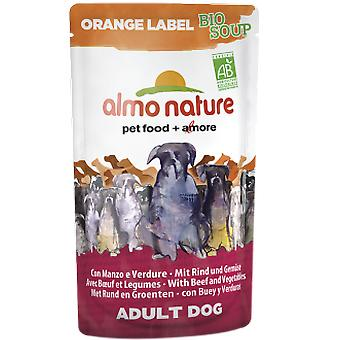 Almo nature Almo Nature Dog Food With Ham (Dogs , Dog Food , Wet Food)
