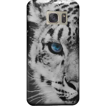 Snow leopard mate till cover Galaxy S6