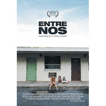 Between Us Movie Poster (11 x 17)