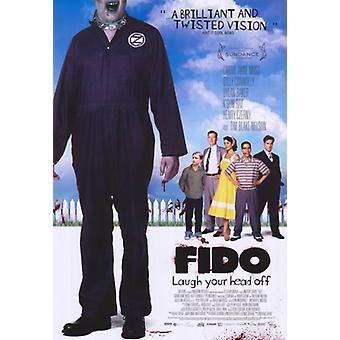 Fido Movie Poster (11 x 17)