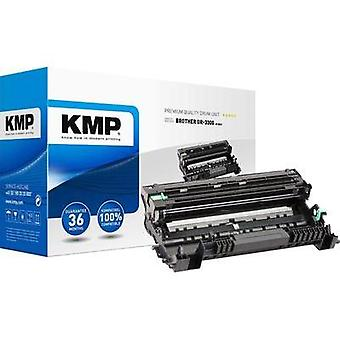 KMP Drum replaced Brother DR-3300 Compatible Black 30000 pages B-DR21