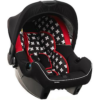 Obaby Group 0+ Car Seat Crossfire