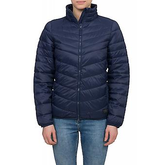 Lee Light Puffer Jacke Damen Stepp-Jacke Blau L58PSZCF