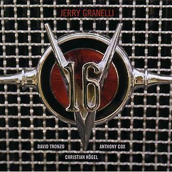 Jerry Granelli - Jerry Granelli: Vol. 16-projektet [SACD] USA import