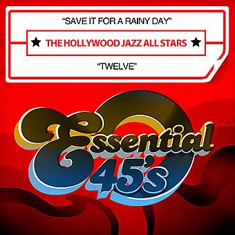 Hollywood Jazz All Stars - Save It for a Rainy Day / Twelve USA import