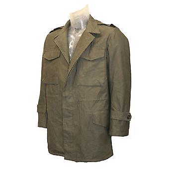Original Issued Greek Army M43 Field Jacket