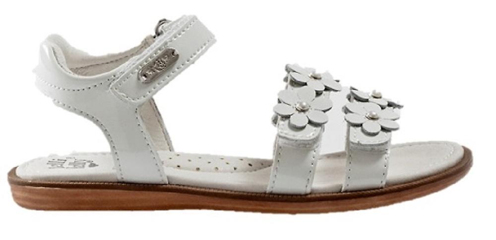 Lelli Kelly filles Alia LK4444 blanc sandales brevets