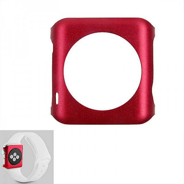 Snap on ALU Backcase Red Apple watch 42 mm