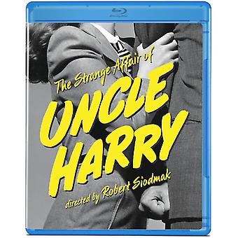 Strange Affair of Uncle Harry [BLU-RAY] USA import
