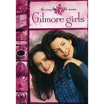Gilmore Girls: Staffel 5 [DVD] USA import