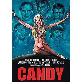 Candy (1968) [DVD] USA import