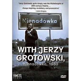Med Jerzy Grotowski Nienadowka 1980 [DVD] USA Importer
