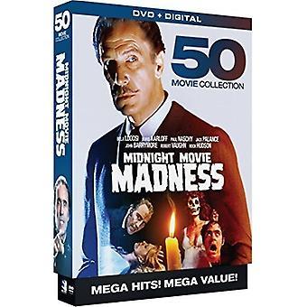 Medianoche película locura: importación 50 USA película Megapack [DVD]