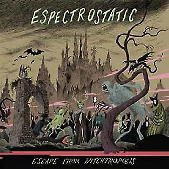 Espectrostatic - Escape fra Witchtropolis [CD] USA import