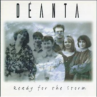 Deanta - Ready for the Storm [CD] USA import