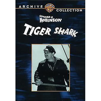 Tiger Shark [DVD] USA import