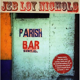 Jeb Loy Nichols - socken Bar [CD] USA import