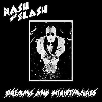 Nash the Slash - Dreams and Nightmares [Vinyl] USA import