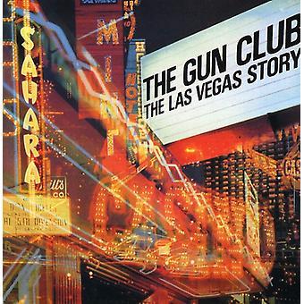 Pistol klub - Las Vegas historie [CD] USA import