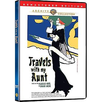 Travels with My Aunt (Remastered) [DVD] USA import