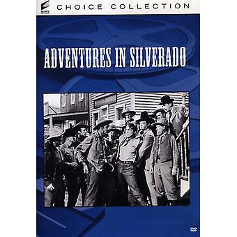 Adventures in Silverado [DVD] USA import